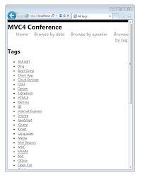layout design in mvc 4 asp net mvc 4 mobile features microsoft docs