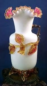 Antique Hand Blown Glass Vases 219 Best Czech Historical Glass Harrach Images On Pinterest