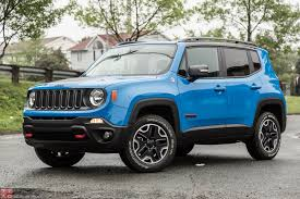 jeep crossover 2015 2015 jeep renegade trailhawk review u2013 gimmicky nostalgia
