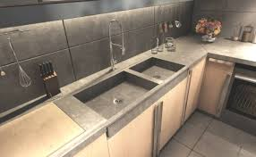 beton ciré cuisine plan travail plan travail cuisine beton cire plan travail cuisine beton cire