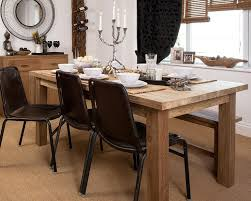 Chunky Rustic Dining Table Chunky Dining Room Table With Worthy Ideas About Chunky Dining