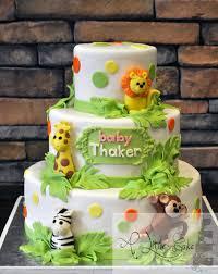 jungle theme cake baby shower cakes jungle theme party xyz