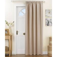 Unique Curtain Rod Front Doors Chic Curtains On Front Door Curtain Rod For Front