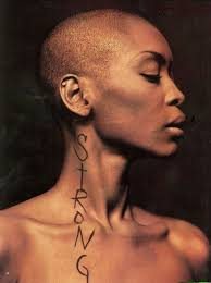 balding black women natural hair syyle bald there is a certain strength in being bald it brings with it