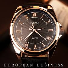 2016 yazole 336 new watch roman scale male luxury brands high end