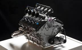 lexus v8 volvo volvo reveals v8 supercar engine photos 1 of 6