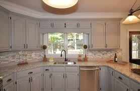 update kitchen cabinets paintedcabinets black door designs