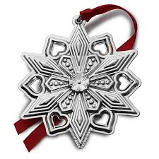 2015 gorham snowflake sterling silver ornament silver superstore