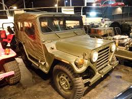m151 jeep 1985 jeep m151 mutt museum exhibit 360carmuseum com
