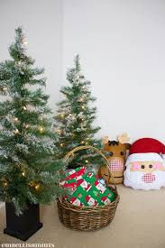 christmas home tour embellishmints