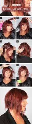 short haircuts to cut yourself how to cut layers in short hair yourself find your perfect hair