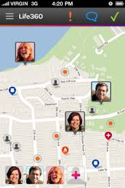 life360 android iphone locator for android locate iphone from android device