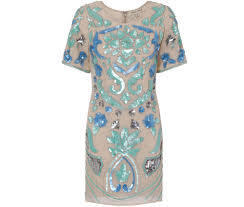 wedding guest dresses uk turquoise blue sequin wedding guest dress ipunya