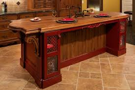 nice kitchen island with painted tuscan style idea for awesome