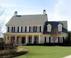 colonial style home plans pictures colonial farmhouse plans free home designs photos