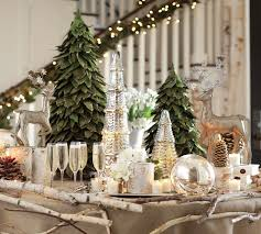 pottery barn christmas table decorations decorating your dining table for christmas the perfect table