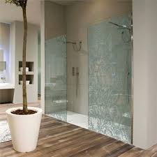 Best Sandblasting Glass Door Designs Images On Pinterest - Bathroom glass designs