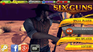 mod games android no root six guns mod game in android no root download youtube
