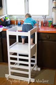 toddler step stool with rails plans unique shaped decoration fence