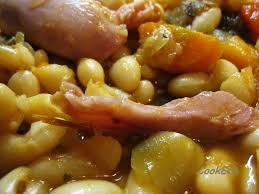cuisiner des flageolets secs haricots blancs et jarret mes recettes à 3 francs 6 sous ça fait