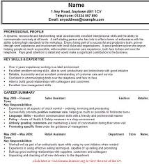 view basic resume sles fresh sales assistant responsibilities resume 70 for resume sle