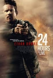 24 hours to live 2017 rotten tomatoes