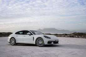 Porsche Panamera Hatchback - first drive 2018 porsche panamera 4 e hybrid automobile magazine