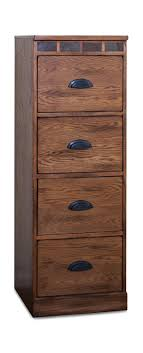 tall wood file cabinet sedona 4 drawer tall file cabinet hom furniture