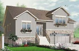 Split Level Homes Plans Split Level Floor Plans From Drummondhouseplans Com