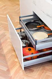 kitchen storage solutions for an organised space