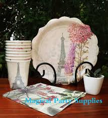 wedding party plates wedding party supplies 16 party paper cups plates napkins