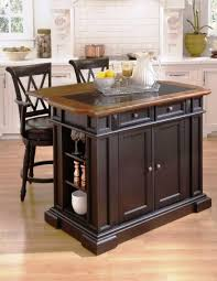 Black Granite Kitchen Island Grand Kitchen Island Cabinets White Solid Wood Material Cabinet