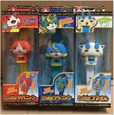 yo kai watch anime 3 color yokai watch children christmas gift