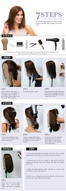 hair cut steps after cancer 7 steps to a beautiful human hair blowout wigs humanhair wigs