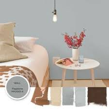 light gray blue paint color quest by ppg is featured in this