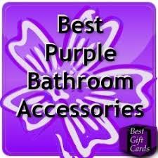 Purple Bathroom Accessories by 32 Best Potty Ponderings Images On Pinterest Purple Bathrooms