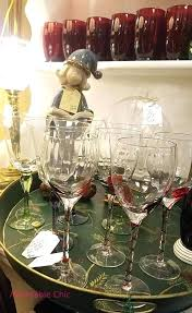 wine glass with initials goblets water goblets cursosfpo info