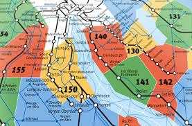 map zones zone maps zvv