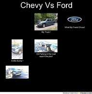 Ford Vs Chevy Meme - best 25 ideas about chevy jokes find what you ll love