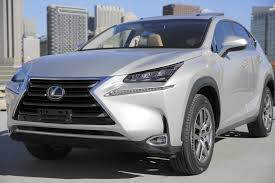 lexus hybrid sport auto review 2015 lexus nx 300h cuts sharp edge in hybrid