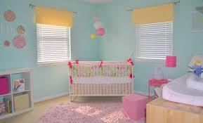 chambre fille bleu décoration chambre bébé fille 99 idées photos et astuces
