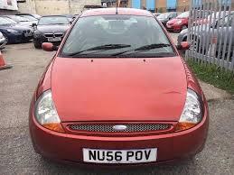 ford ka 1 3 70 luxury ka petrol manual 2006 leather seats in