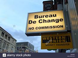 union bureau de change bureau de change and union transfer shop in