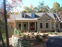 house plans with front and back porches 4 bedroom 4 bath mountain house plan alp 0953 allplans