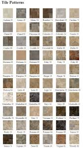 comfort flex vinyl tile color selections image displays