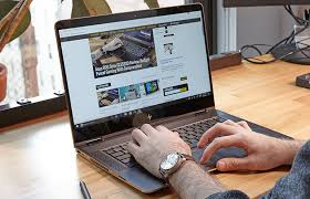 best light laptop 2017 hp spectre x360 15 inch early 2017 full review and benchmarks
