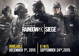 siege pc ความต องการระบบ pc สำหร บเกม rainbow six siege baagames