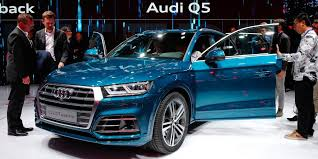 audi crossover audi q5 suv tech features photos business insider