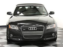2012 used audi a5 2 0t prestige quattro awd convertible navigation