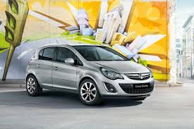 vauxhall car vauxhall corsa reading
